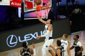 Hasil Basket NBA : Doncic Gemilang, Mavericks Sikat…