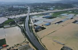 Hujan Puluhan Hari Bikin Banjir Dua Korea, Protokol Covid-19 Prioritas