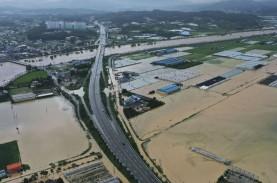 Hujan Puluhan Hari Bikin Banjir Dua Korea, Protokol…