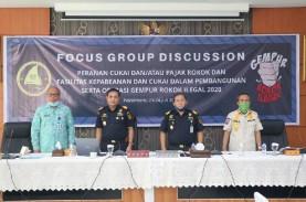 Bea Cukai Riau Gandeng Pemerintah Setempat Tekan Peredaran…