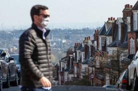 Harga Sewa Rumah di London Terendah dalam 6 Tahun
