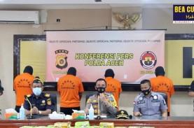 Sinergi Bea Cukai dan Polda Aceh Selamatkan Ratusan…