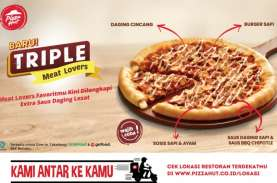 Pengelola Pizza Hut Ungkap Alasan Gencar Promo All…