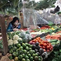 Penurunan Komsumsi Rumah Tangga Picu Kontraksi Ekonomi Hingga Minus 5,32 Persen