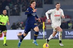 Prediksi Roma Vs Sevilla: Zaniolo Main, Smailling…