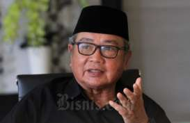 Wawancara Eks Bos BI Burhanuddin Abdullah: Revolusi Sistem Ekonomi Pasca Pandemi