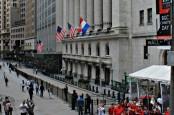 Investor Sambut Perkembangan Paket Stimulus, Wall Street Menguat