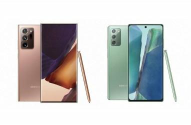 Unggulan Baru, Samsung Luncurkan Galaxy Note 20 dan Versi Ultra