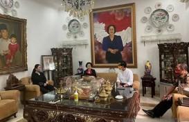 Gibran Jokowi Temui Megawati Bahas Konsolidasi Pilkada Solo 2020