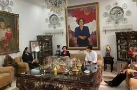 Gibran Jokowi Temui Megawati Bahas Konsolidasi Pilkada…