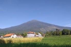 Wisata Gunung Ciremai di Majalengka Ditutup, di Kuningan…