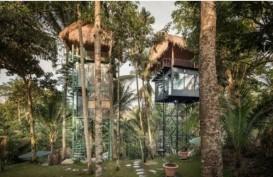 Hotel di Bali Ini, Tawarkan Konsep Rumah Pohon Setinggi 3 Meter