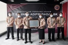 Baru IPO, Sunindo Adipersada (TOYS) Kena Auto Reject…