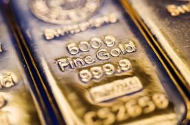 Banyak Sentimen Dorong Permintaan, Harga Emas Incar US$2.045
