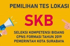 Seleksi CPNS 2019 Pemkot Surabaya, Besok Hari Terakhir…