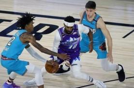Hasil Basket NBA, Jazz Raih Kemenangan Kedua Setelah…