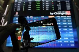 IHSG Terus Mendaki, Kapitalisasi Pasar Tembus Rp6.000…