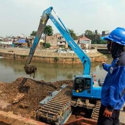 Dinas Sumber Daya Air DKI Jakarta Ajukan Anggaran Senilai Rp 5 Triliun Untuk Penanggulangan Banjir