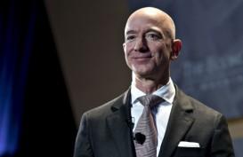 Jeff Bezos Jual 'Secuil' Saham Amazon, Nilainya Rp45,26 Triliun