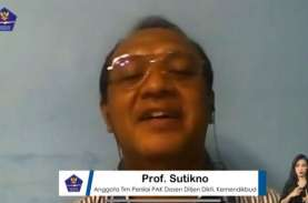 Ini Syarat untuk Bisa Menjadi Profesor di Indonesia…
