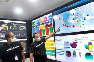 PT Permodalan Nasional Madani (Persero) Kenalkan Monitoring Data Center PNM
