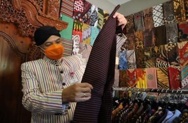 UKM Batik Salatiga Terbantu Penjualan dari Lapak Ganjar