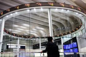 Stimulus AS Dinanti, Bursa Asia Kembali Ditutup Variatif
