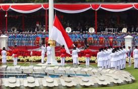 HUT ke-75 RI: Pemerintah Akan Bunyikan Sirene Saat Pengibaran Bendera Merah Putih
