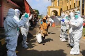 Update Corona 6 Agustus: Kasus Sembuh Tertinggi, Jatim…