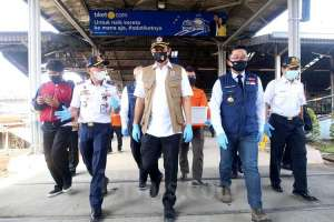 Satuan Tugas Nasional Penanganan Covid-19 Berikan Bantuan Kepada Pemprov Jabar