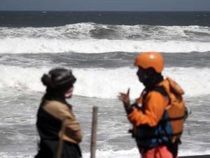 Tujuh Wisatawan Hilang Terseret Ombak di Pantai Goa Cemara Bantul