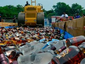 Bea dan Cukai Sumatra Musnahkan Barang Sitaan Senilai Rp11,3 Milliar