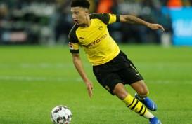 MU Ogah Keluarkan Duit Banyak, Sancho Bertahan di Dortmund?