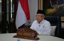 Wapres Ma'ruf Amin Yakin Merger Bank Syariah BUMN Pulihkan Ekonomi Nasional