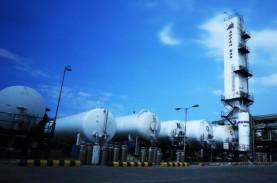 Pendapatan Aneka Gas Industri (AGII) Turun Tipis