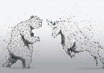 Ilustrasi apakah beli saham IPO menghasilkan cuan atau kerugian./Bisnis-Amri