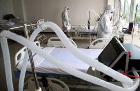 MELAWAN PANDEMI COVID-19 : Saat Ibu Kota Tekor Kasur Pasien