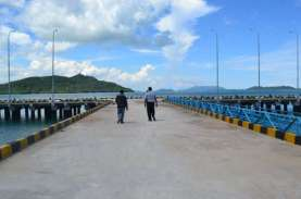 PEMBANGUNAN PELABUHAN : Proyek Teluk Tapang Dipacu
