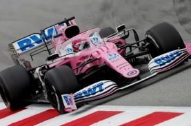 Sergio Perez Tunggu Hasil Swab untuk Bisa Balapan…
