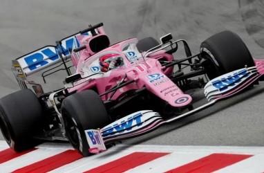 Sergio Perez Tunggu Hasil Swab untuk Bisa Balapan di Silverstone
