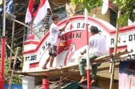Gegara Corona, Peringatan HUT ke-75 Kemerdekaan RI…