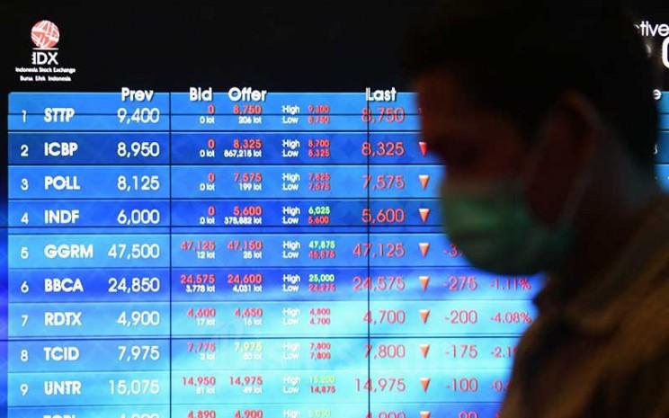 Simak Saham-saham Pilihan Broker untuk Perdagangan Hari Ini