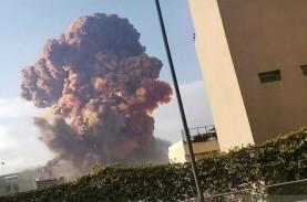 Ledakan Dahsyat Beirut, Polisi Siprus Interogasi Pria…
