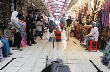 Keringanan Retribusi Pasar di Jogja Diperpanjang hingga 31 Agustus