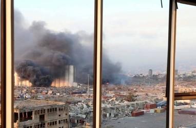 Ledakan di Beirut Lebanon, 16 Orang Ditahan Termasuk Kepala Pelabuhan