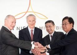 Osamu Masuko Undur Diri sebagai Chairman Mitsubishi Motors