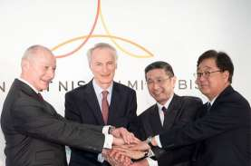 Osamu Masuko Undur Diri sebagai Chairman Mitsubishi…