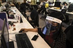 37 Kantor di Jakarta Ditutup karena Karyawan Positif…