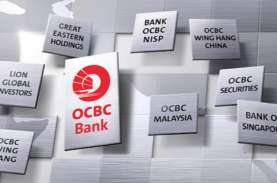 Pencadangan Naik, Laba OCBC Group Meleset dari Proyeksi
