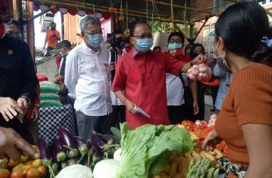 OJK Bali Gelar Pasar Gotong Royong untuk Bangkitkan Ekonomi